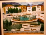 Harbour in Aghios Nickolas (beside Stoupa)