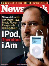 Steve Jobs Newsweek Cover
