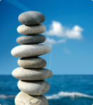 Passion - Stacked Stones