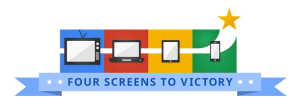 Google 4 Screens to Victory